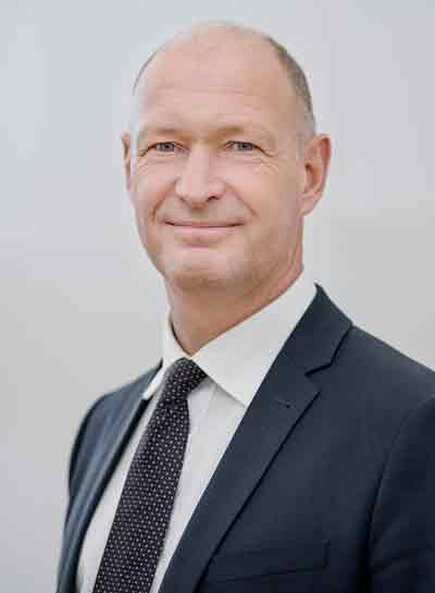 Airtec 2021 - Jost Lammers, CEO Munich Airport International Trade fair, exhibition and conference for aerospace and future mobility.
